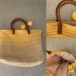 Merona Knit Bag